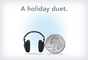 COINSTAR HOLIDAY PARTNERSHIPS CAMPAIGN