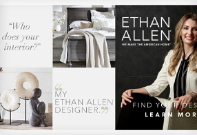 ETHAN ALLEN REBRANDING AND STRATEGY INITIATIVES