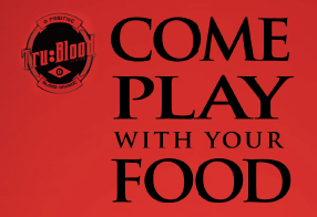 TRU BLOOD BEVERAGE EVENT CAMPAIGN