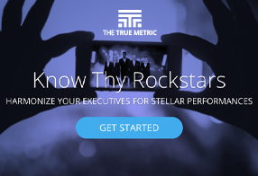 THE TRUE METRIC EXECUTIVE ROCK STARS LAUNCH
